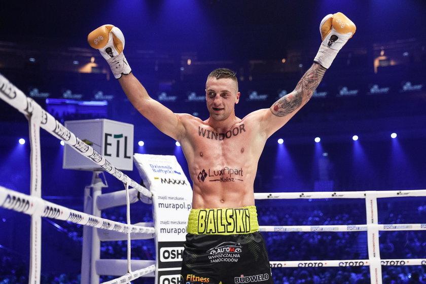 Boks. Polsat Boxing Night. 24.06.2017