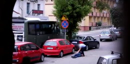 Eksperyment w Krośnie. Zrobili to na ulicy