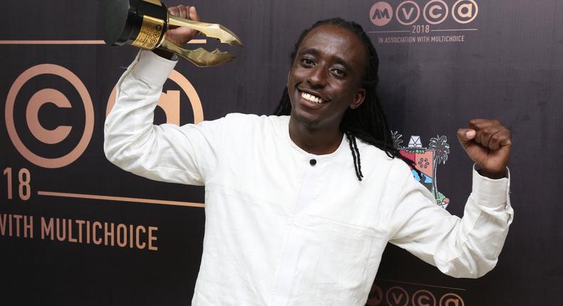 Film maker Kelvin Njue, (Crossover Kenya)
