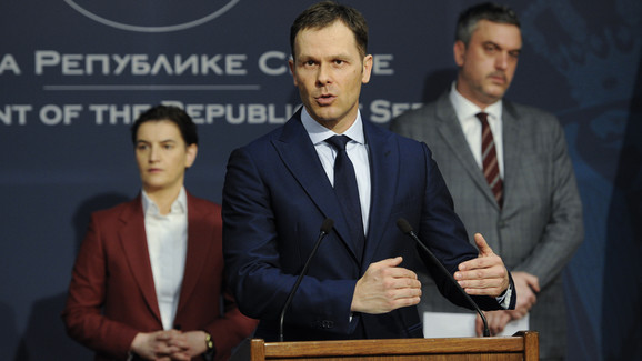 Paket mera predstaviće ministar finansija i predsednik Privredne komore Srbije