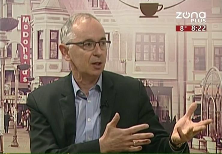 Milan Stanojković direktor bolnice u Gornjoj Toponici