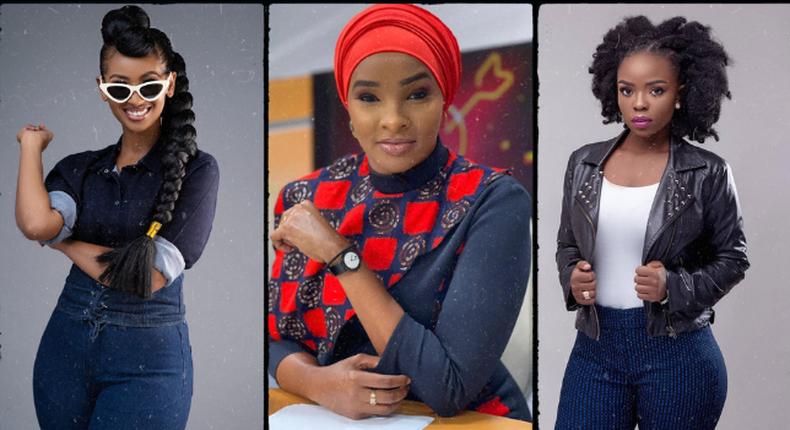 Citizen TV's Lulu Hassan, Maria & Sarah Hassan Win big at 2021 Women in Film Awards (Full List)