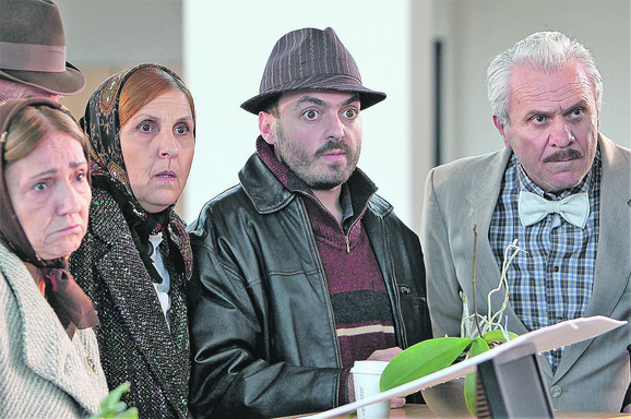 Nikola Džamić, Ljilja Stjepanović, Olga Odanović i Nenad Okanović