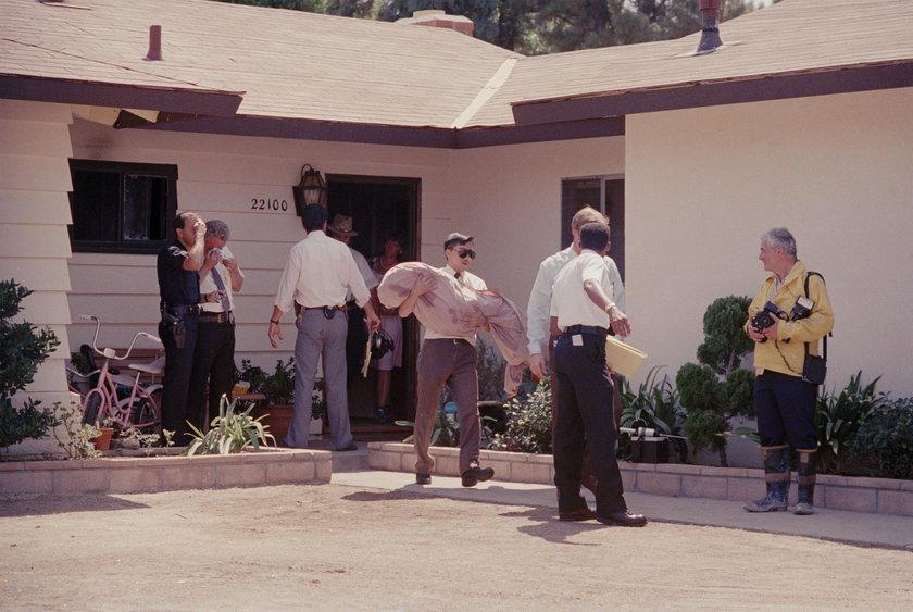 Duch zamordowanej dziecięcej gwiazdy nawiedza dom, w którym zginęła?!