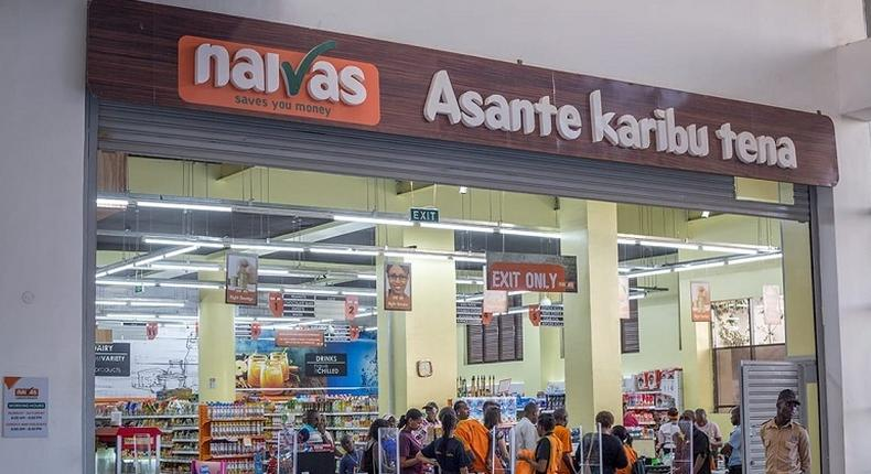 Police alerted after 2 girls left a loaded gun at Naivas Supermarket in Thika