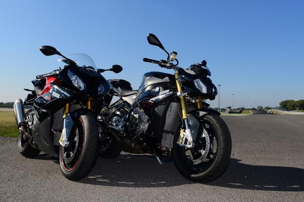 BMW S1000RR kontra BMW S1000R