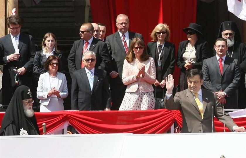 Tylko u nas! Marię Kaczyńską wspomina prezydentowa Gruzji