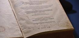 Znaleźli autograf Mikołaja Sępa Szarzyńskiego