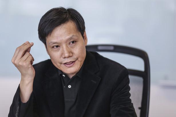 Lei Jun prezes Xiaomi