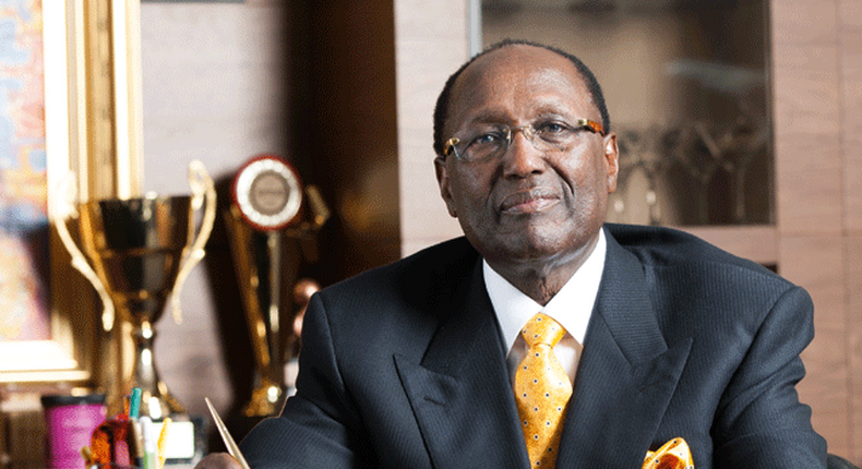 How a simple looking pen earned Kenyan billionaire Chris Kirubi a cool €6.3 million