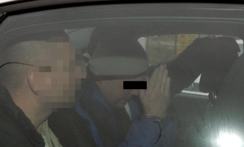 policjant adam nowak zastrzelił kolege pijany
