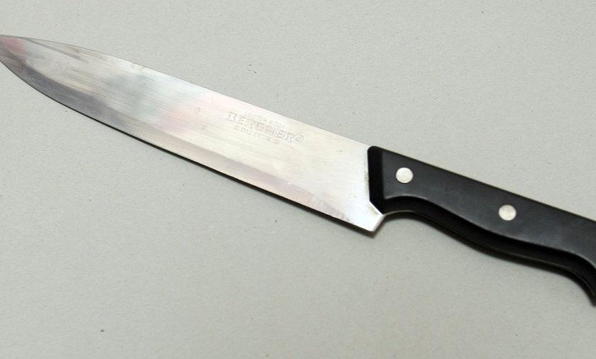 Dziadek zabił nożem