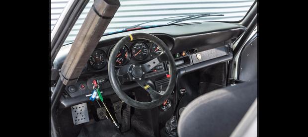 Porsche 934 5 na aukcji Bonhams