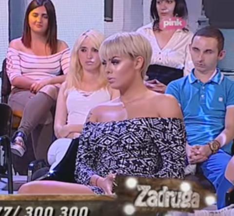 Mina ostavila Andrijanu u šoku: Priznala da ju je Đekson zvao na seks! VIDEO