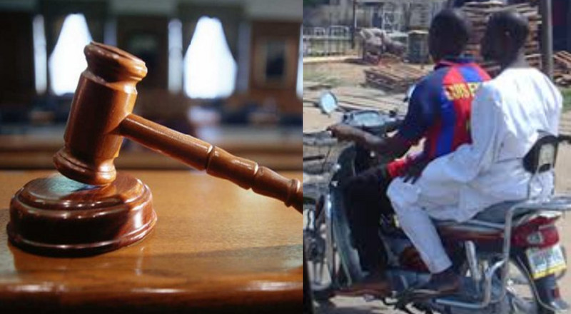 Court orders bank to pay over 100k cedis to Okada rider for using his image in advert
