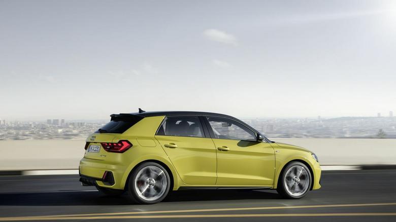 Audi A1 - w opcji nawet 18 calowe koła