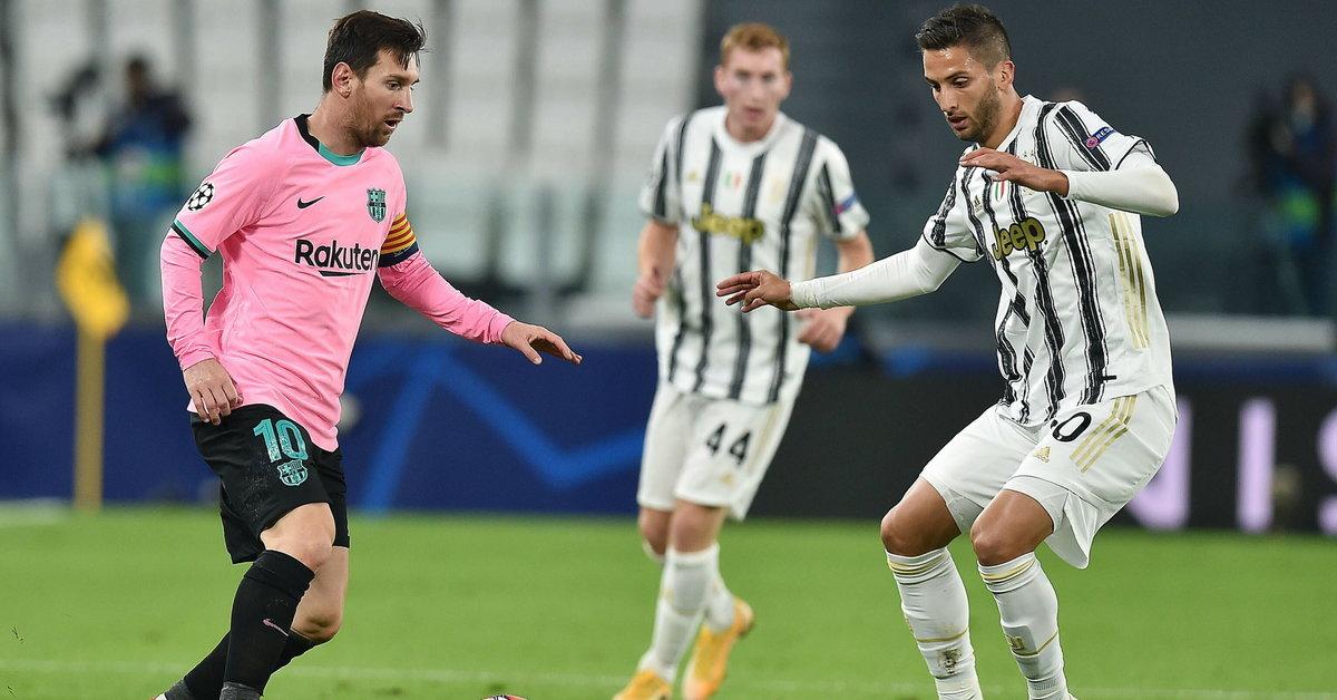 Liga Mistrz U00f3w FC Barcelona Pokona U0142a Juventus I Podnios U0142a