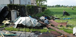 Armagedon pogodowy na Śląsku. Strażacy interweniowali 172 razy