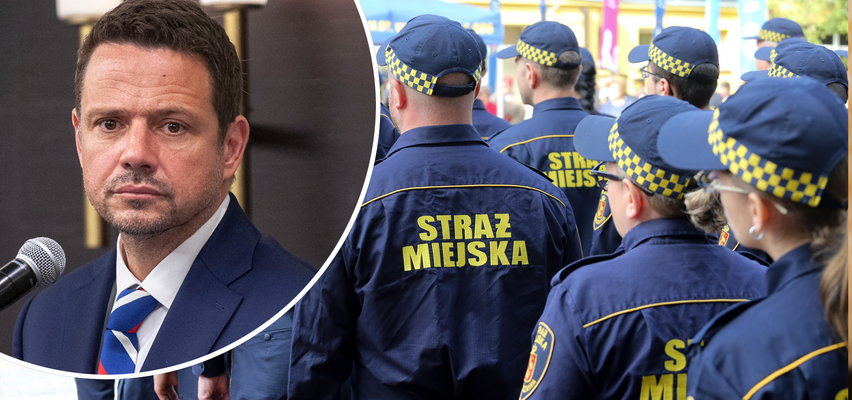Straż miejska stawia ultimatum Rafałowi Trzaskowskiemu. Będzie strajk?
