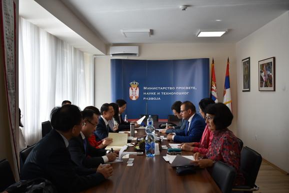 Srpski naučnici dobrodošli su u Kini