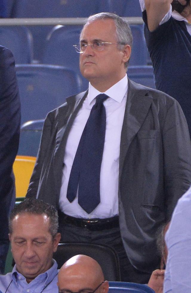 Klaudio Lotito, predsednik Lacija