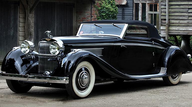 Hispano-Suiza na aukcji Sotheby's