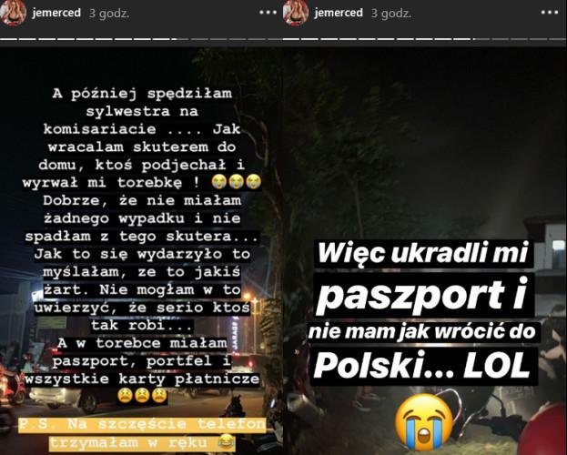 instagram Jessiki Mercedes