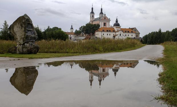 Klasztor Kamedułów nad Wigrami
