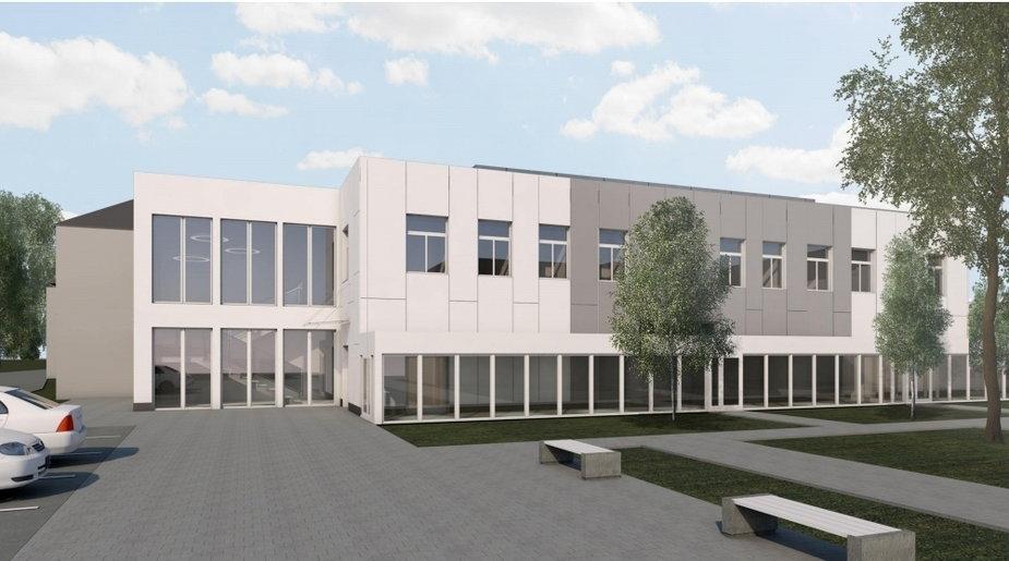 Rusza rozbudowa szpitala w Rawie Mazowieckiej