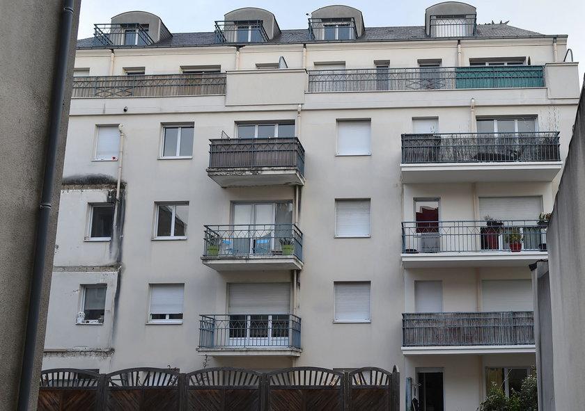 Francja. Pod studentami zarwał się balkon