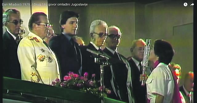Poslednja štafeta Titu je predata 1979. godine