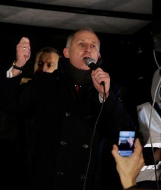 Neumann o kampanii 'Sprawiedliwe Sądy': złożymy zawiadomienie do prokuratury