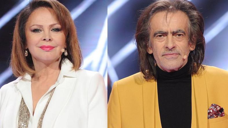 Izabela Trojanowska i Witold Paszt / fot. Natasza Młudzik / TVP