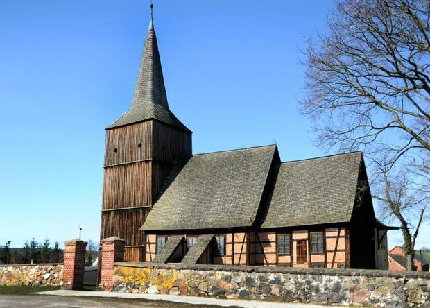 Kościół w Klępsku