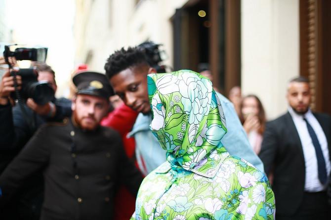 Slavna reperka napravila kolaps na ulicama Pariza