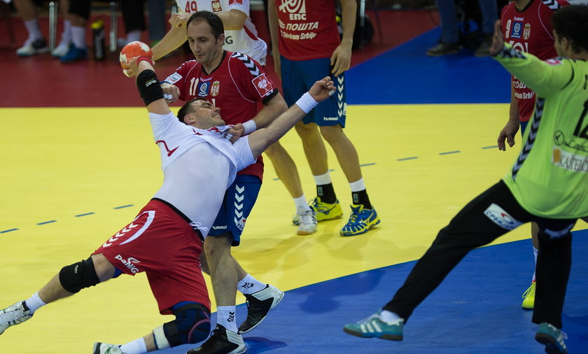 Polska, Serbia, piłka ręczna, mistrzostwa europy