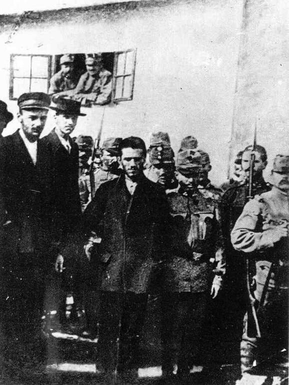 Princip se borio za ideju jugoslovenstva: Hapšenje posle atentata