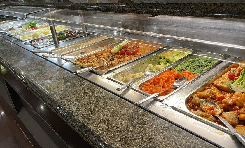 Na Forum Ekonomicznym w Karpaczu nie było posiłków wegetariańskich?