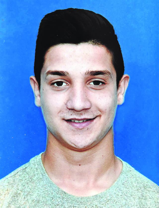 Žikica Veličkovič (19) jedan je od trojice stradalih
