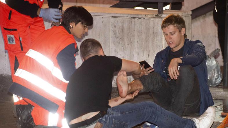 Osoby poszkodowane w wypadku