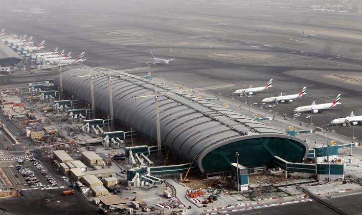 Dubai aerodrom EPA  ALI HAIDER