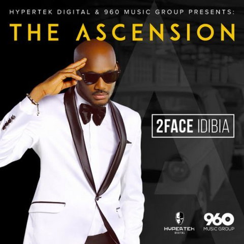 2face Idibia Ascension album cover [iTunes 2face]