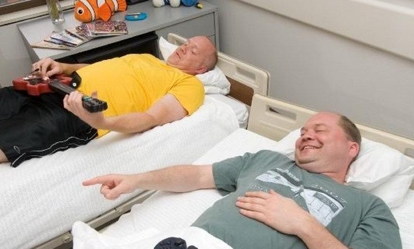 Nasa badania nad leżeniem