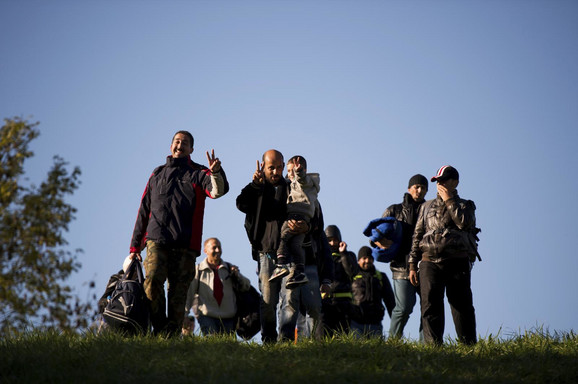 Izbeglice sa Bliskog istoka su zaobišle Slovačku i Češku