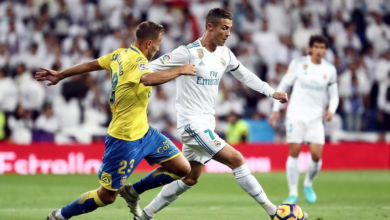 Cristiano Ronaldo i Javi Castellano
