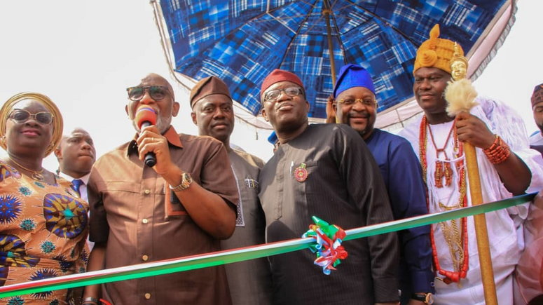 Governors who supported Amotekun