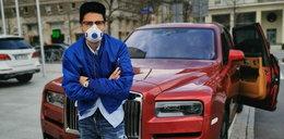 Kuba Wojewódzki z nowym autem? Rolls-Royce Cullinan to najdroższy SUV na świecie