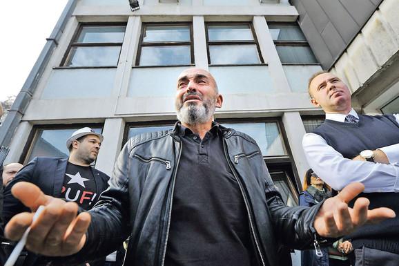 Milovan Milivojević, otac stradalog radnika, oslobođen je optužbi direktora za uvredu časti