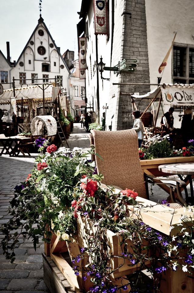 Dni Starego Miasta w Tallinie