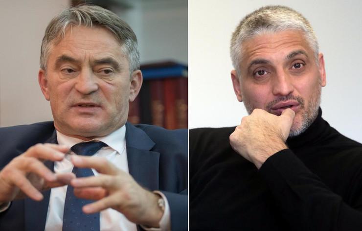 zeljko komsic i cedomir jovanovic